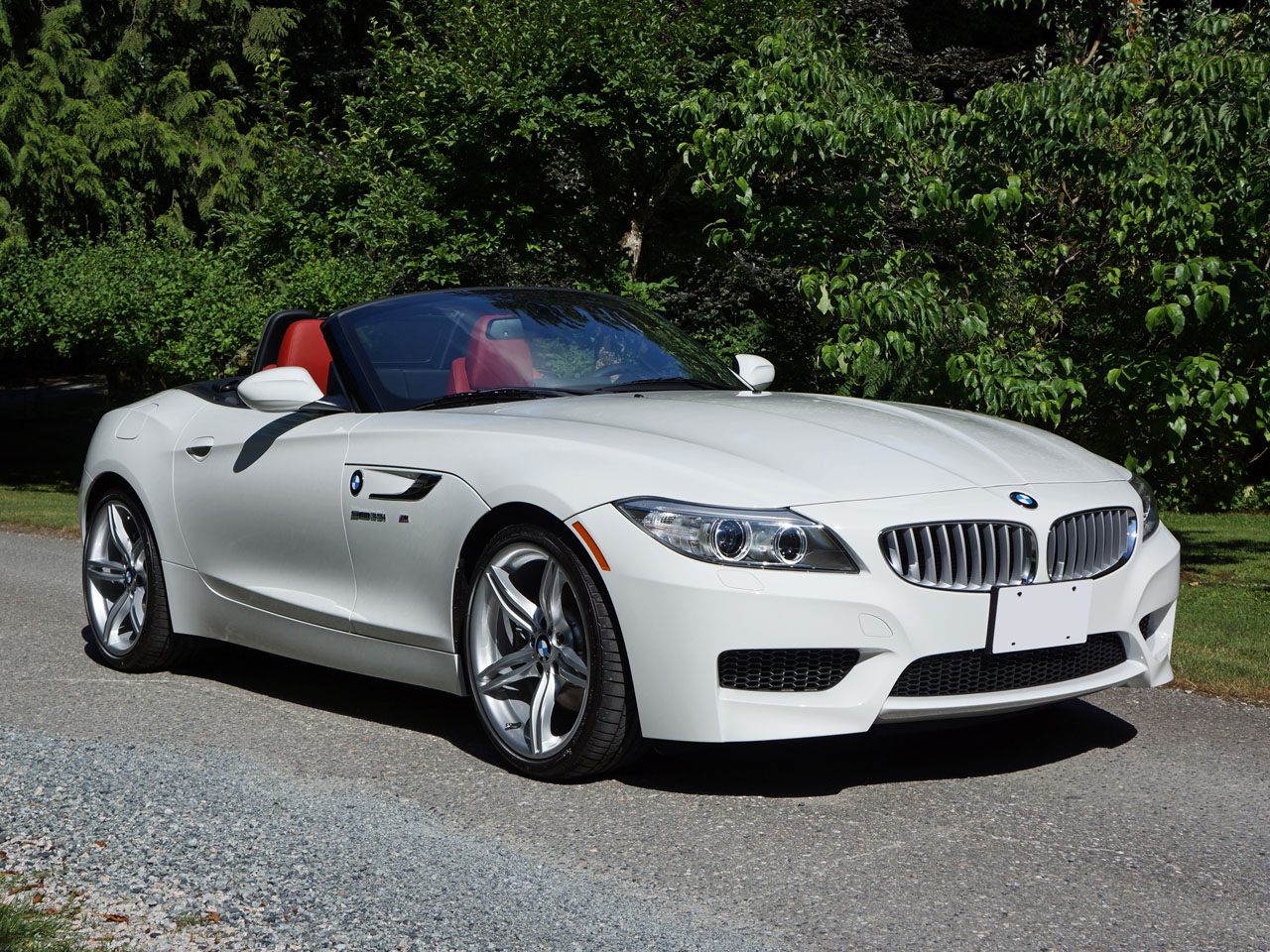 2015 Bmw Z4 Sdrive35i Road Test Review Carcostcanada