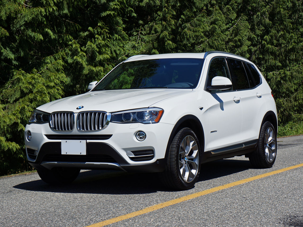 2015 bmw x3 xdrive28d road test review carcostcanada. Black Bedroom Furniture Sets. Home Design Ideas