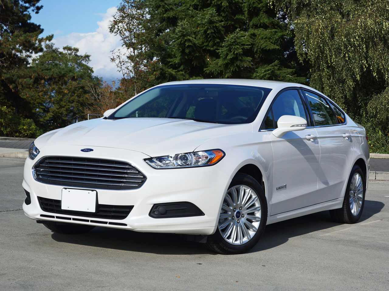 2014 ford fusion hybrid se road test review carcostcanada. Black Bedroom Furniture Sets. Home Design Ideas