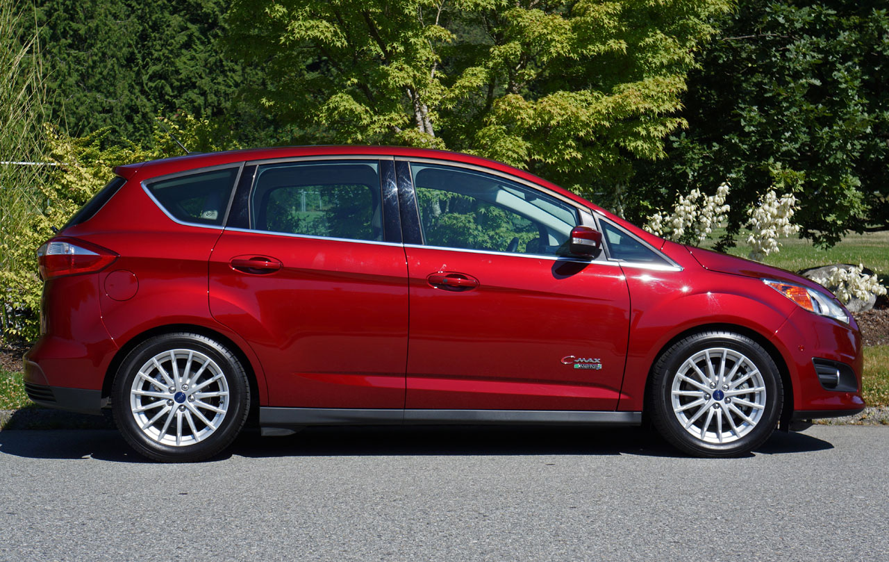 Innovative 2014 Ford CMax Energi SEL Road Test Review  CarCostCanada