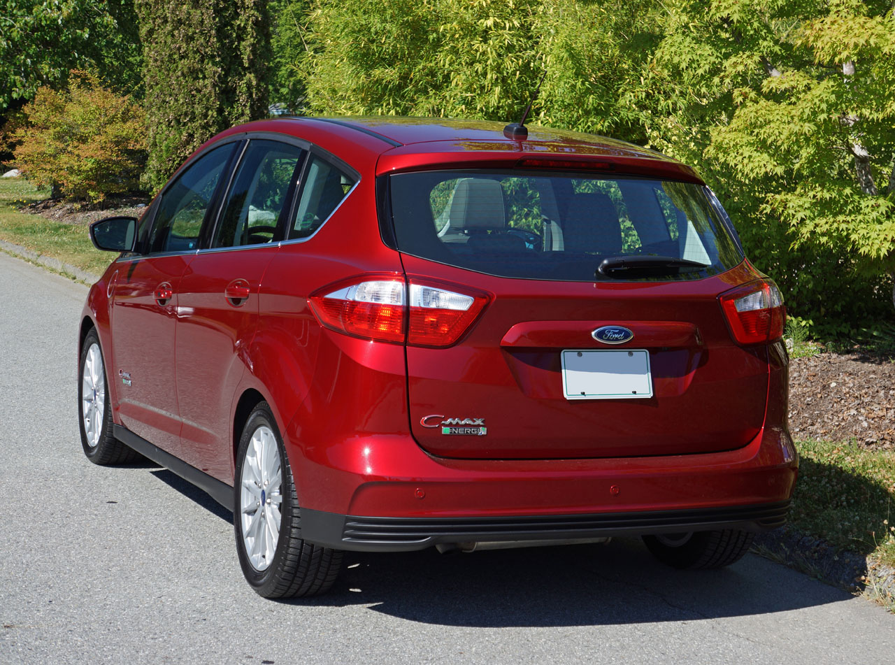 2014 ford c max energi sel road test review carcostcanada. Black Bedroom Furniture Sets. Home Design Ideas