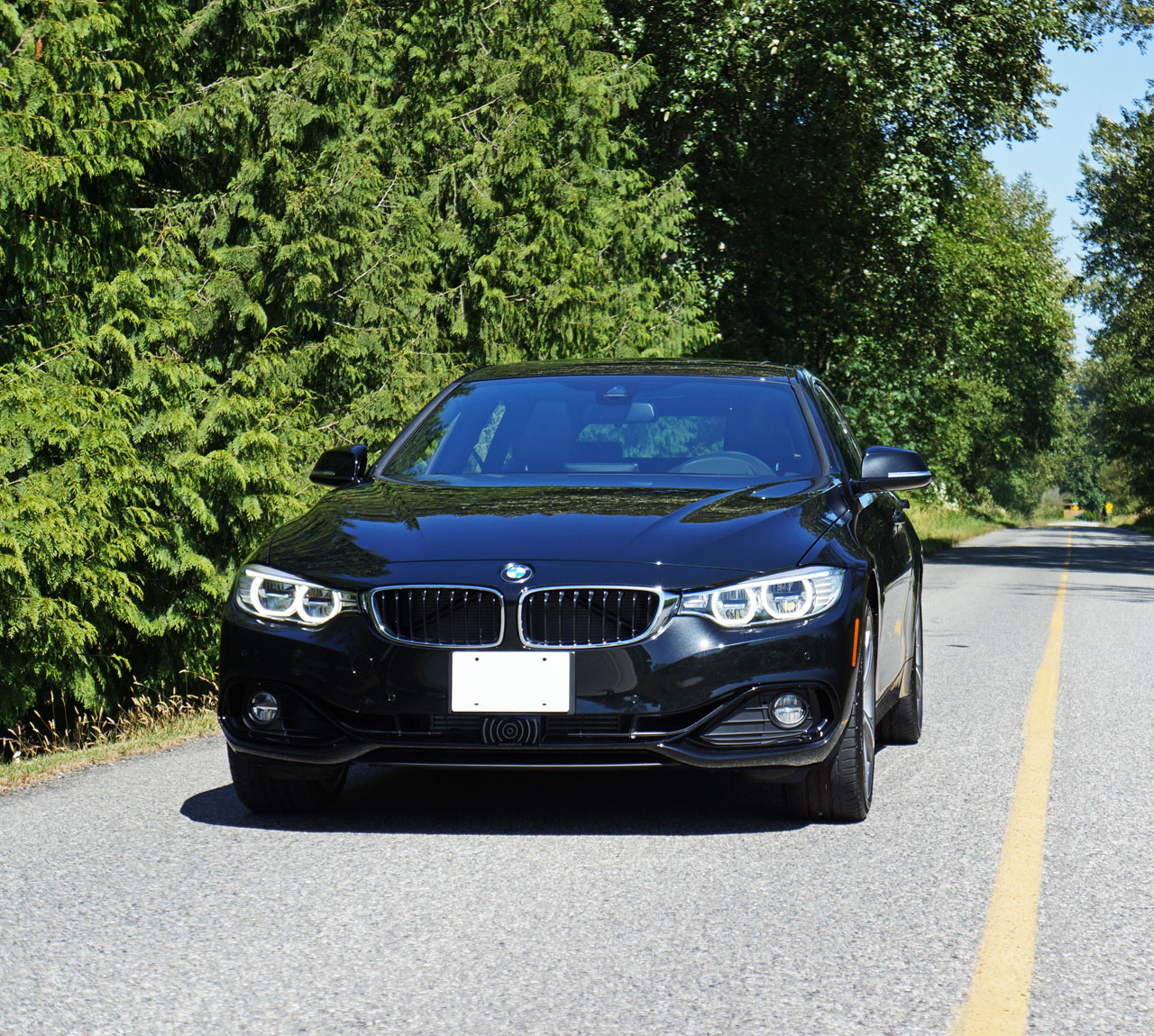 Bmw Xdrive System Review: 2015 BMW 428i XDrive Gran Coupe Road Test Review