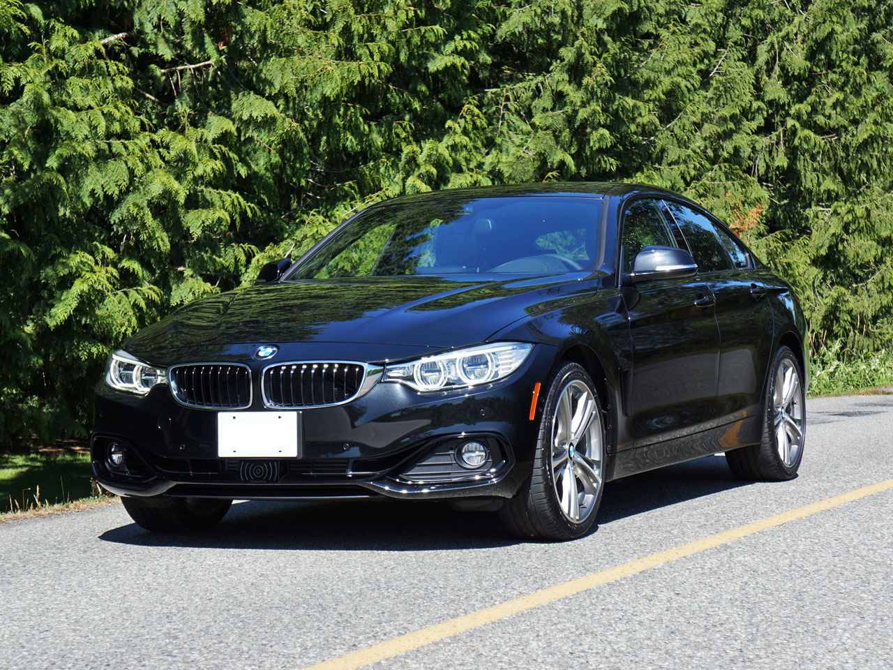 2015 Bmw 428i Xdrive Gran Coupe Road Test Review
