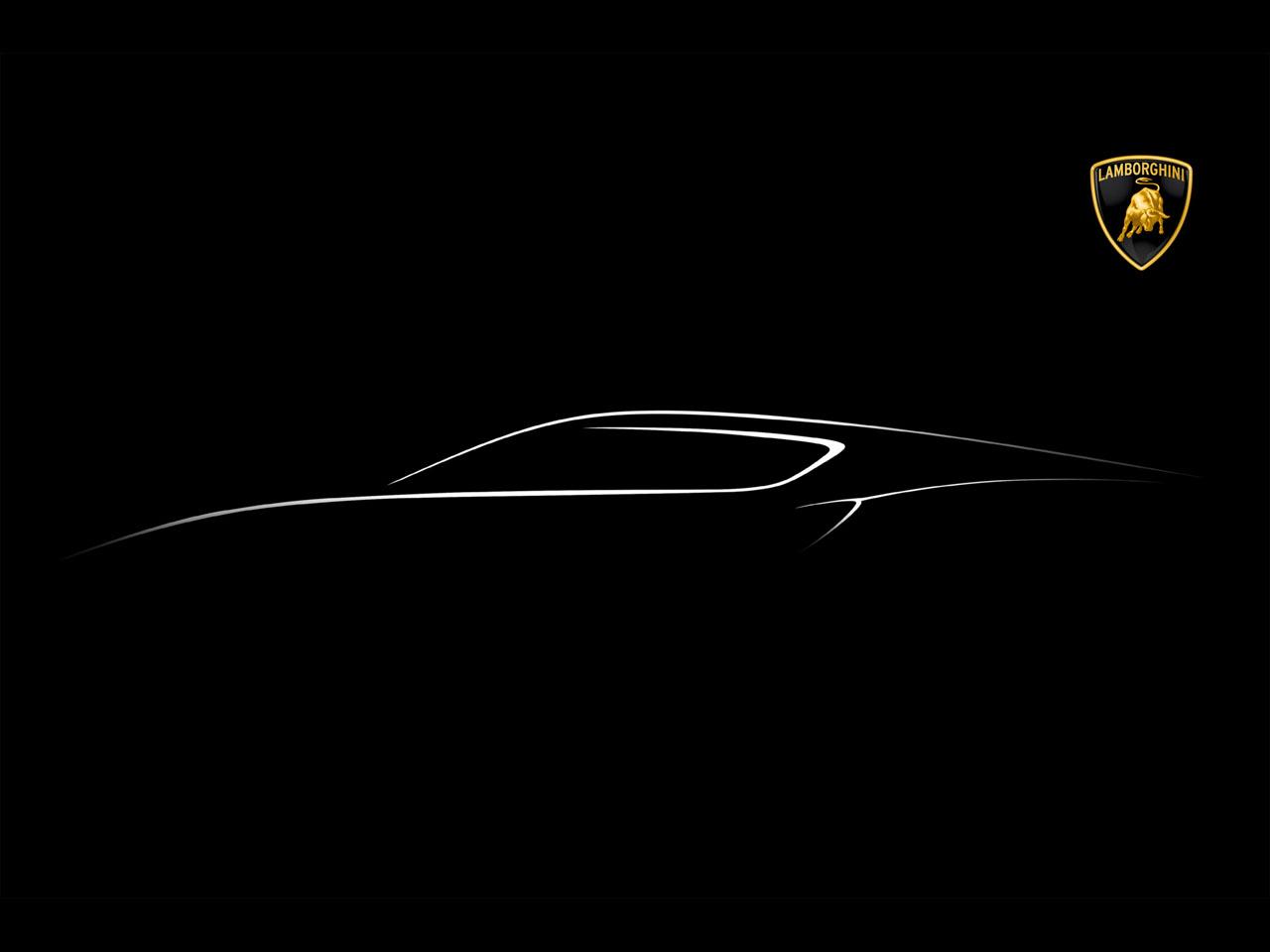 Lamborghini Teases Cryptic Caption Within Coupe Like Profile Image