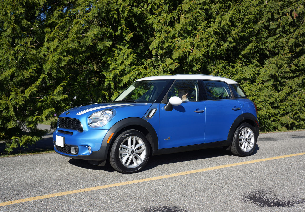 2014 mini cooper s all4 countryman road test review. Black Bedroom Furniture Sets. Home Design Ideas