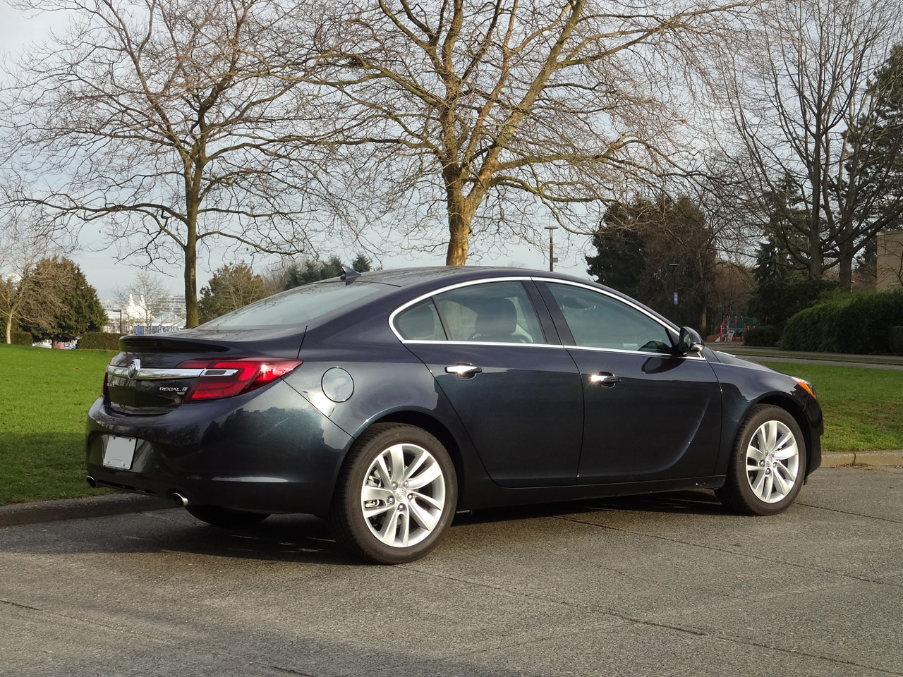 2014 buick regal turbo awd road test review carcostcanada. Black Bedroom Furniture Sets. Home Design Ideas