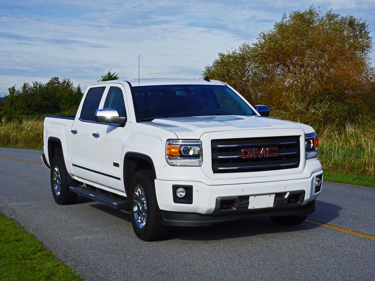2014 gmc sierra 1500 slt crew cab 4wd road test review carcostcanada. Black Bedroom Furniture Sets. Home Design Ideas
