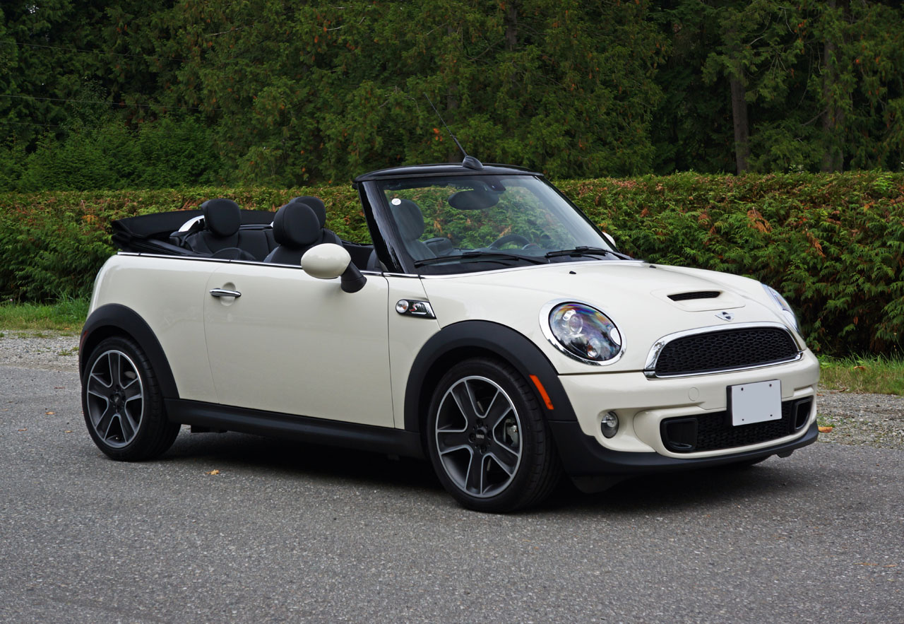 2014 mini cooper s convertible road test review carcostcanada. Black Bedroom Furniture Sets. Home Design Ideas
