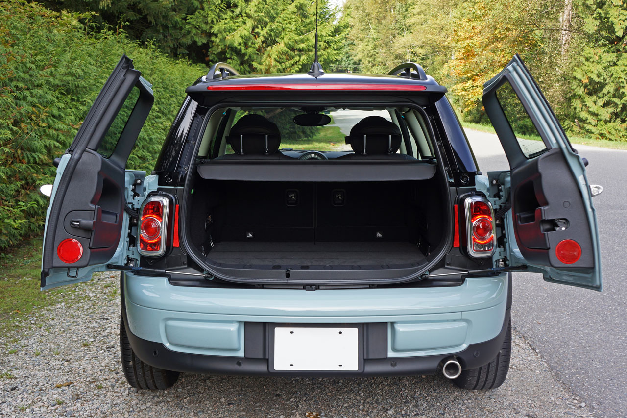 2014 Mini Cooper Clubman Road Test Review