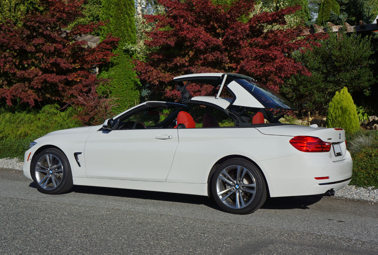 2014 bmw 428i xdrive cabriolet road test review carcostcanada. Black Bedroom Furniture Sets. Home Design Ideas