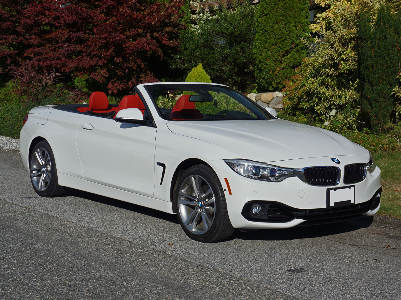 BMW I XDrive Cabriolet Road Test Review CarCostCanada - 428i bmw convertible