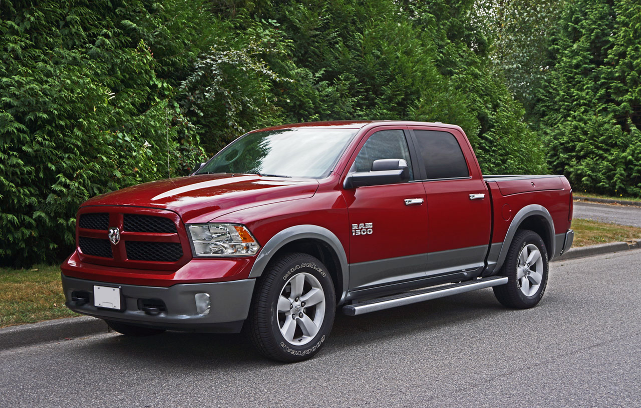 2014 ram 1500 outdoorsman road test review carcostcanada. Black Bedroom Furniture Sets. Home Design Ideas