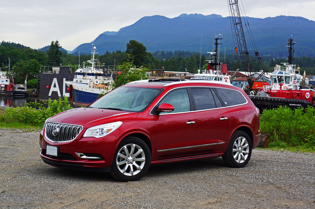 2014 buick enclave premium awd road test review carcostcanada. Cars Review. Best American Auto & Cars Review