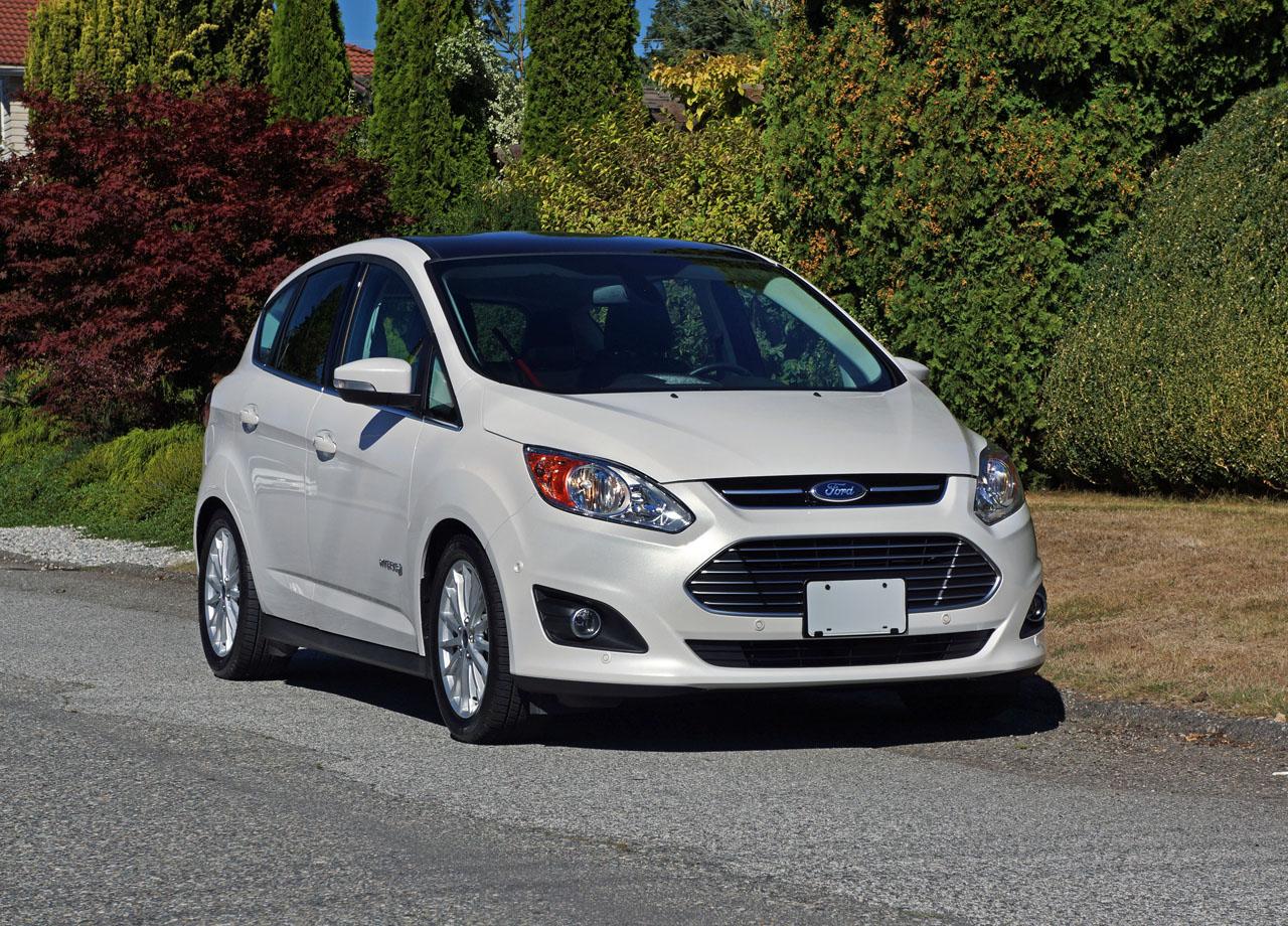 2014 ford c max hybrid sel road test review carcostcanada. Black Bedroom Furniture Sets. Home Design Ideas