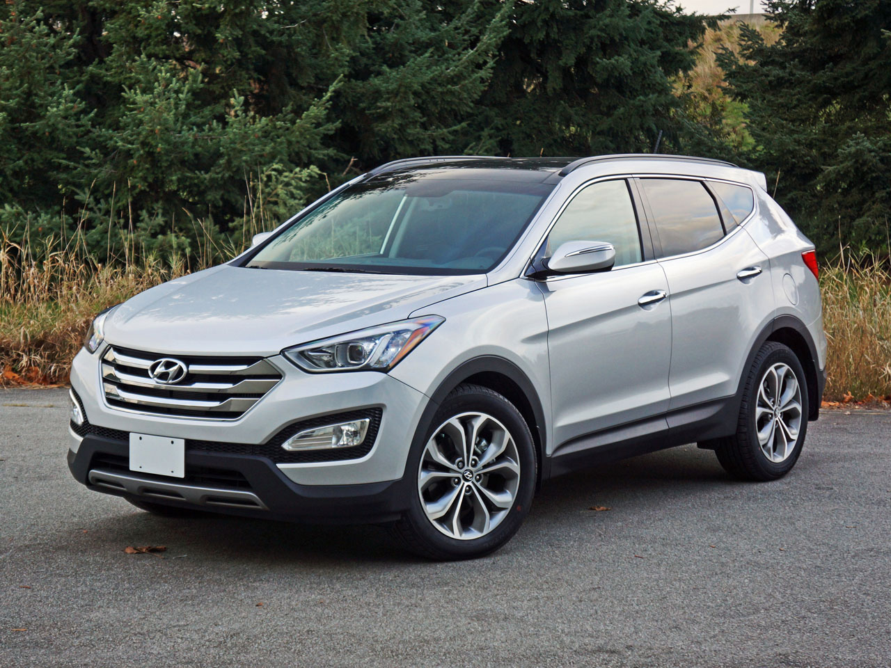2014 hyundai santa fe sport 2 0t se road test review. Black Bedroom Furniture Sets. Home Design Ideas