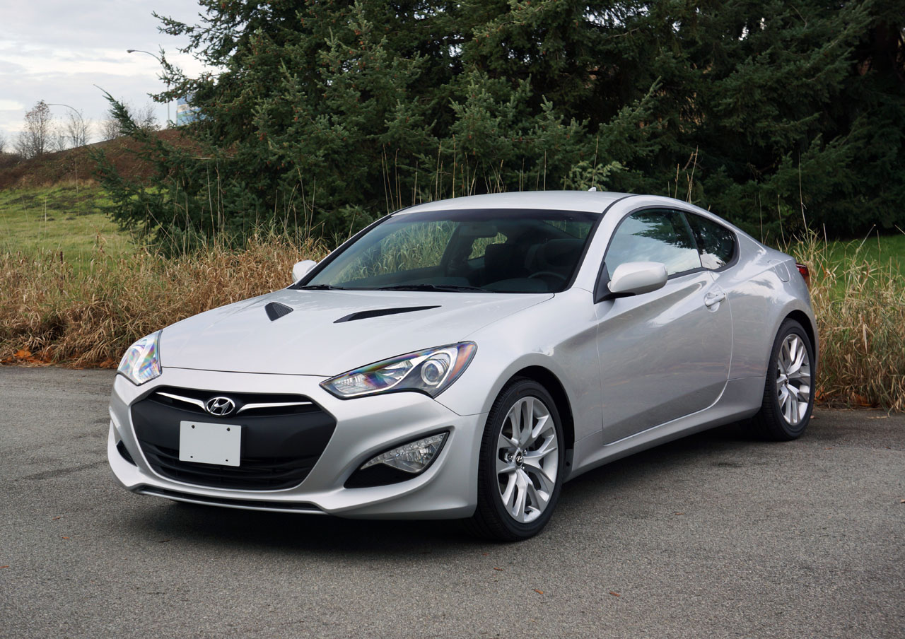 2014 Hyundai Genesis Coupe 2.0 T >> 2014 Hyundai Genesis Coupe 2 0t Road Test Review