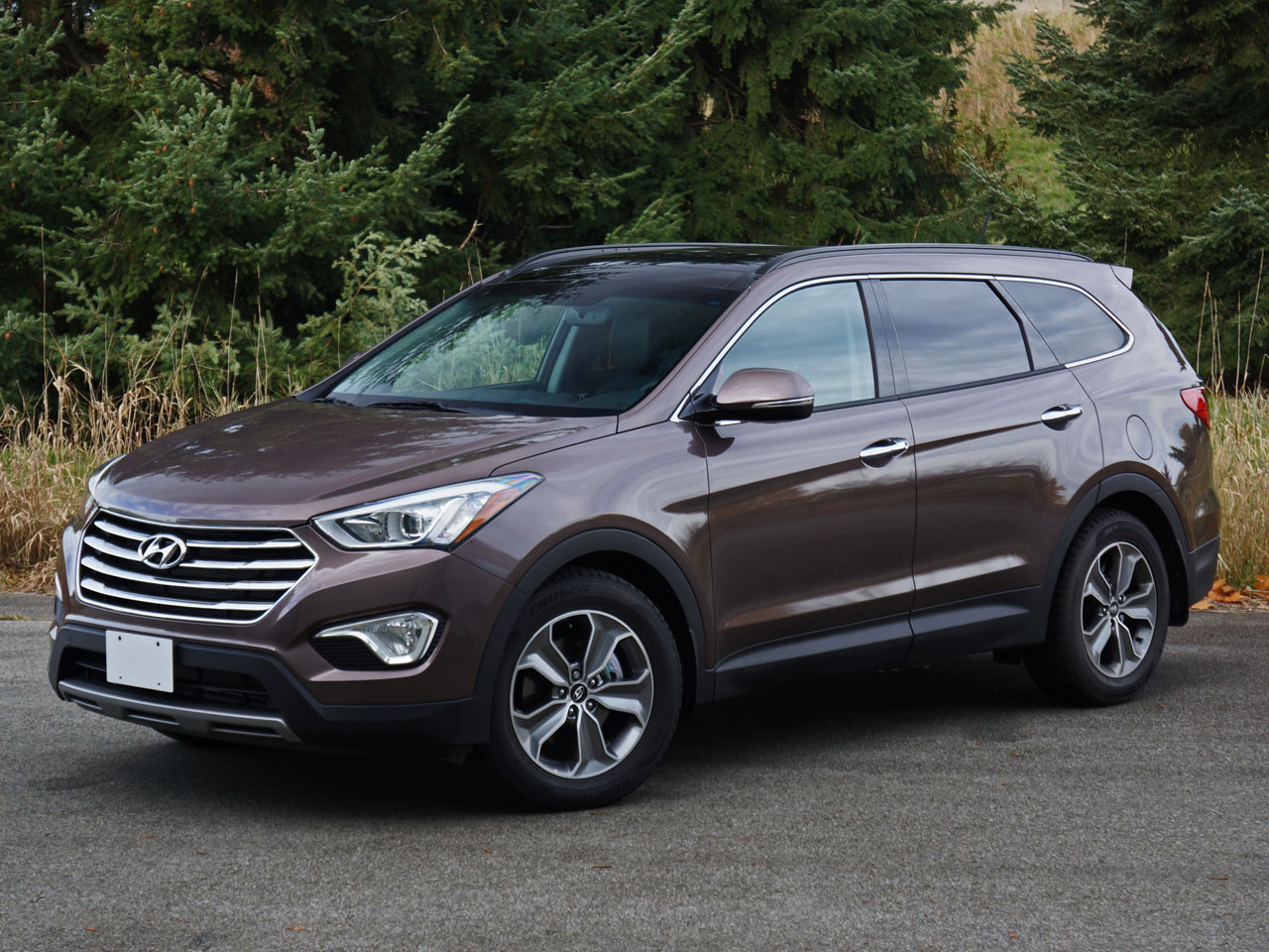2014 hyundai santa fe xl luxury road test review carcostcanada. Black Bedroom Furniture Sets. Home Design Ideas
