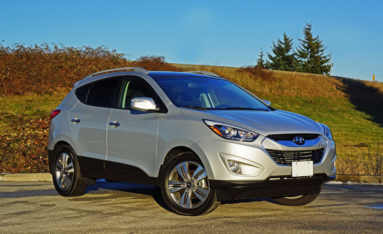 2014 hyundai tucson limited awd road test review. Black Bedroom Furniture Sets. Home Design Ideas