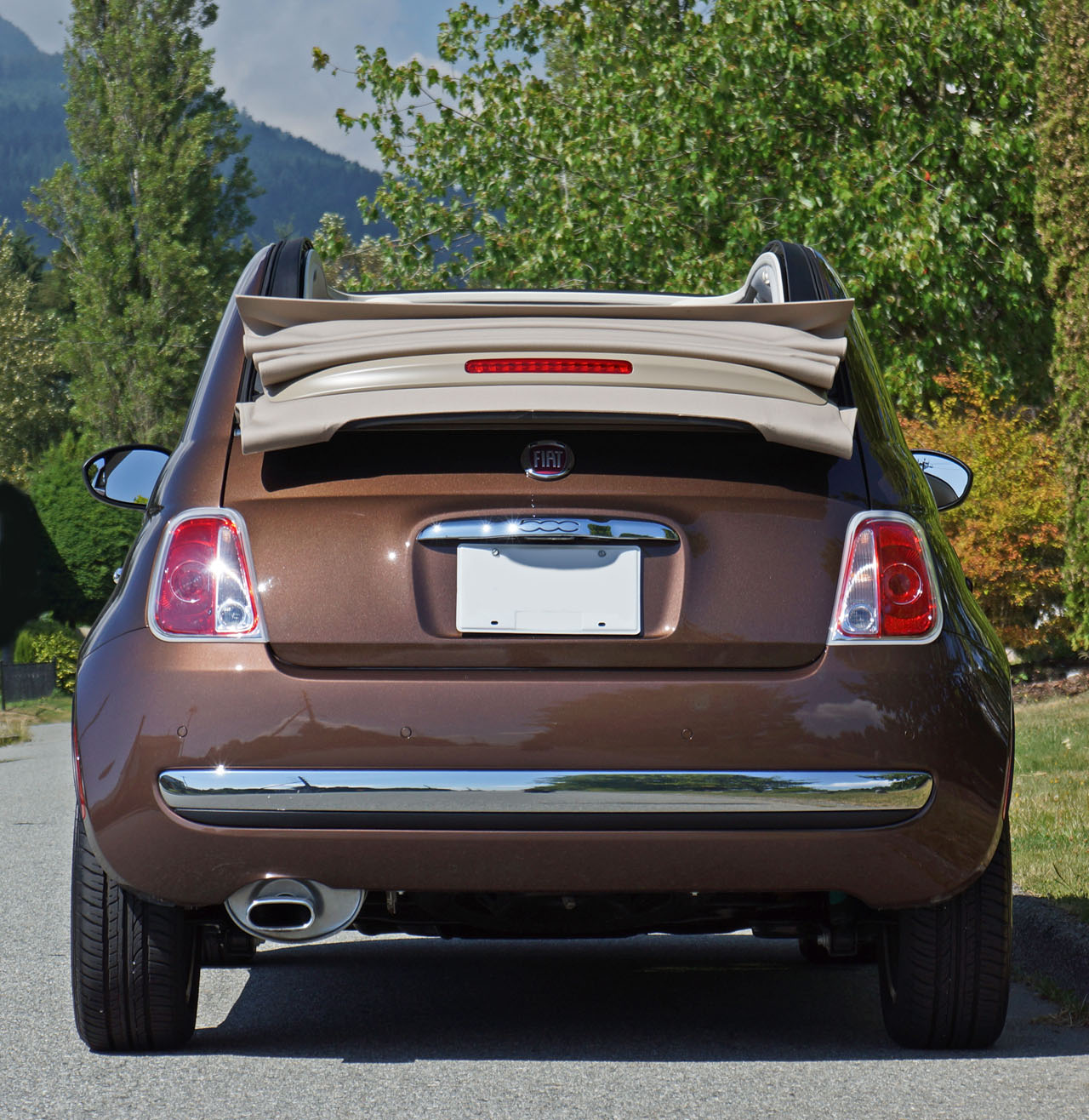 2014 Fiat 500C Lounge Road Test Review