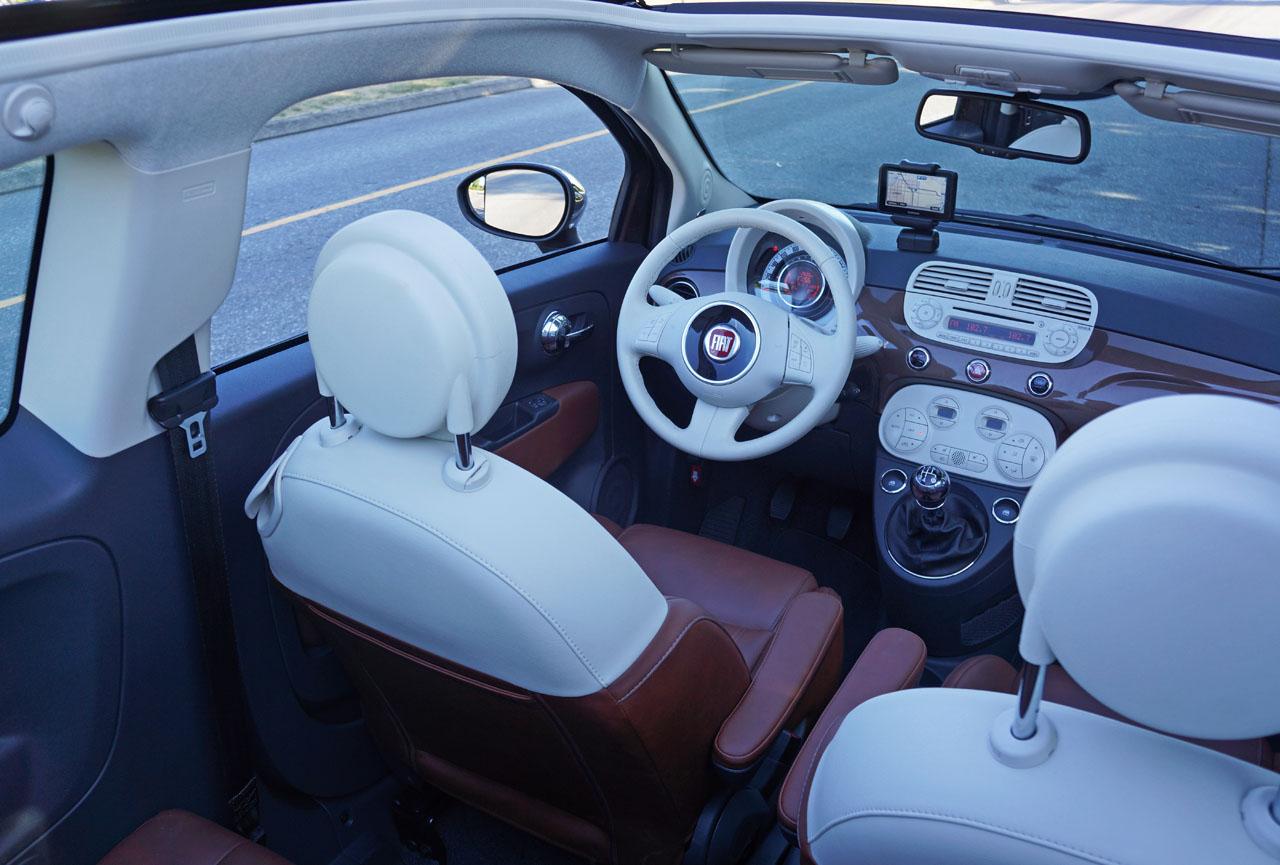 2014 Fiat 500C Lounge Road Test Review | CarCostCanada™