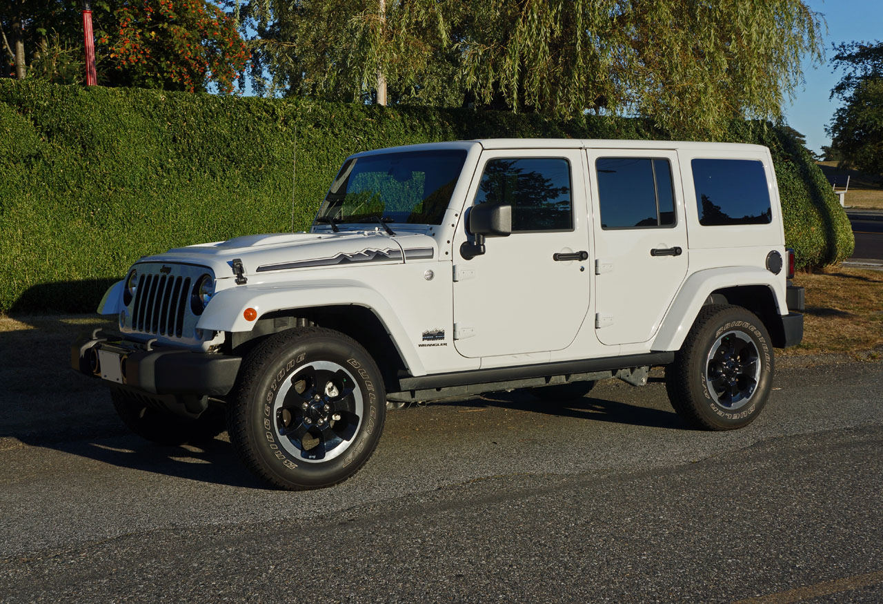 jeep wrangler polar edition for autos post. Black Bedroom Furniture Sets. Home Design Ideas