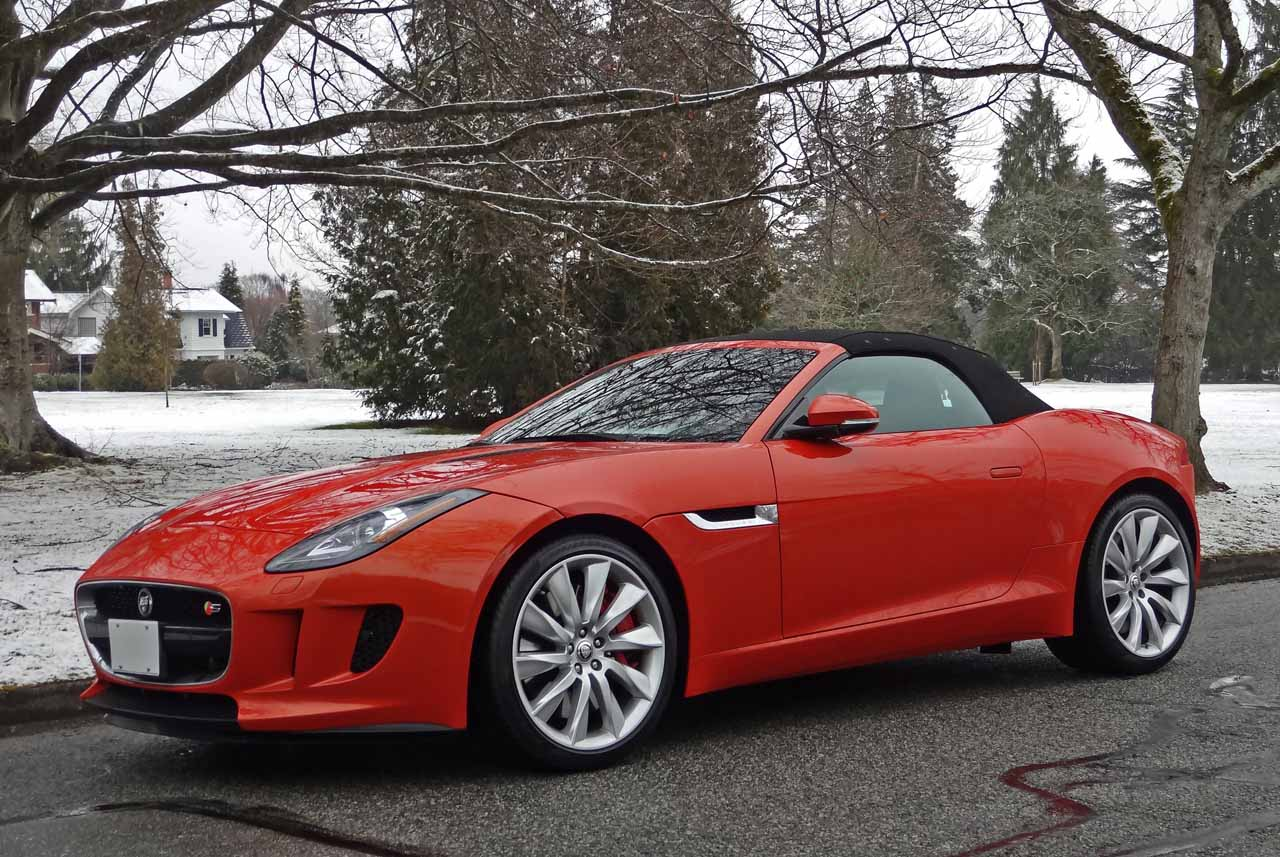 2020 Jaguar F-Type Prices, Reviews, and Pictures | U.S ...