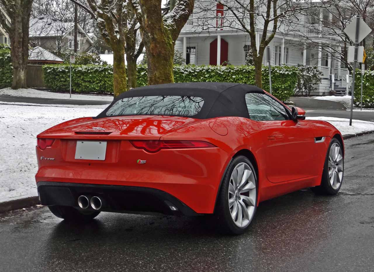 2018 Jaguar F-Type Reviews - Research F-Type Prices ...