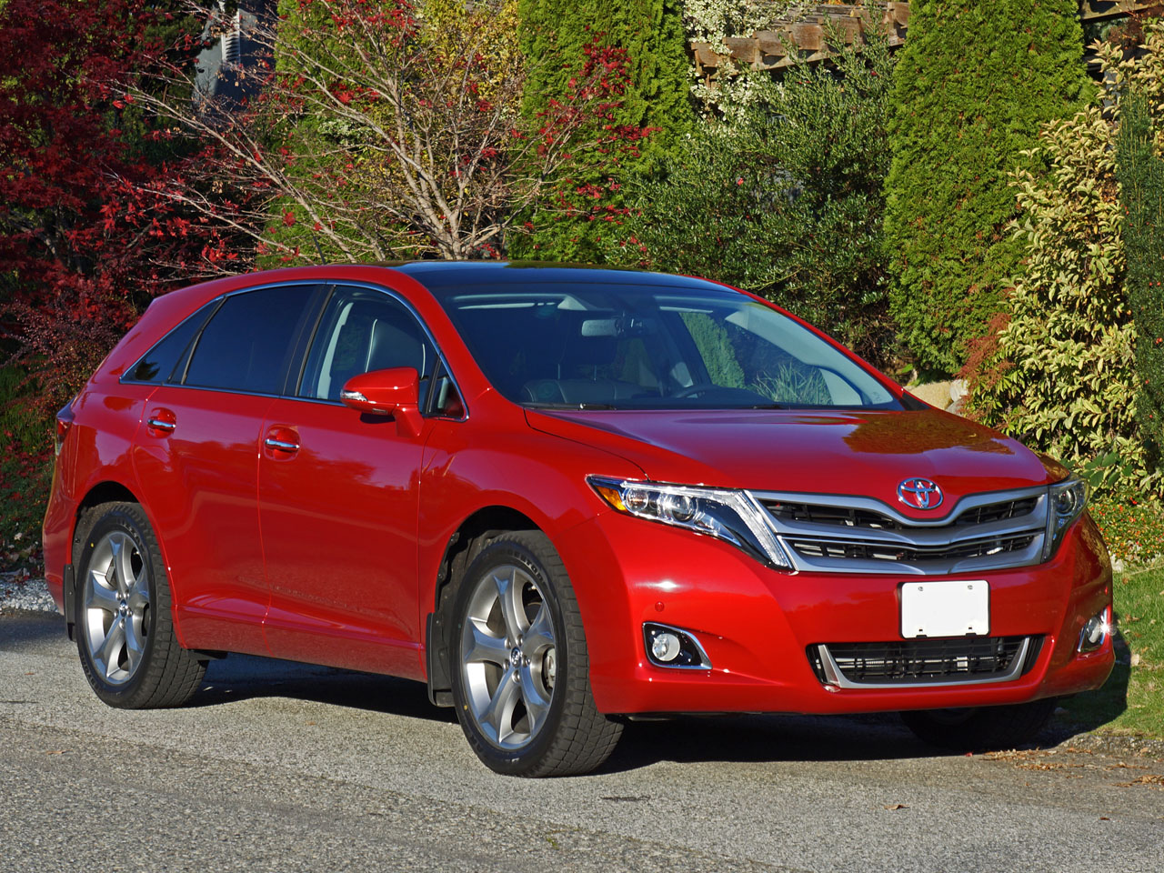 2015 Toyota Venza V6 AWD Limited Road Test Review