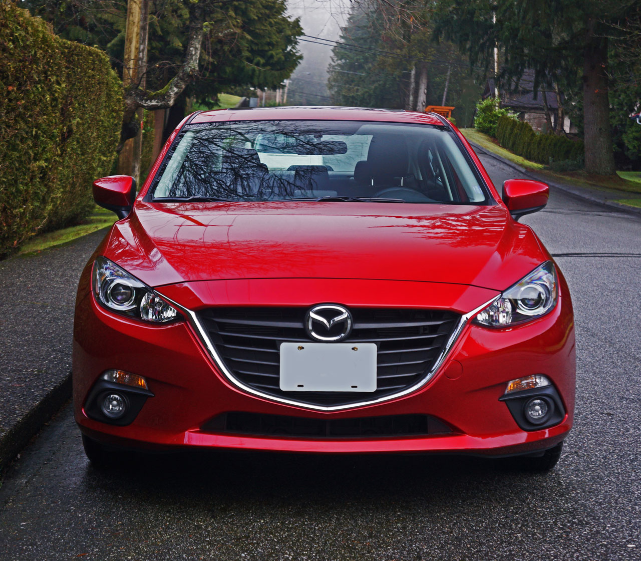 Mazda Canada Used Cars: 2015 Mazda3 GS Road Test Review