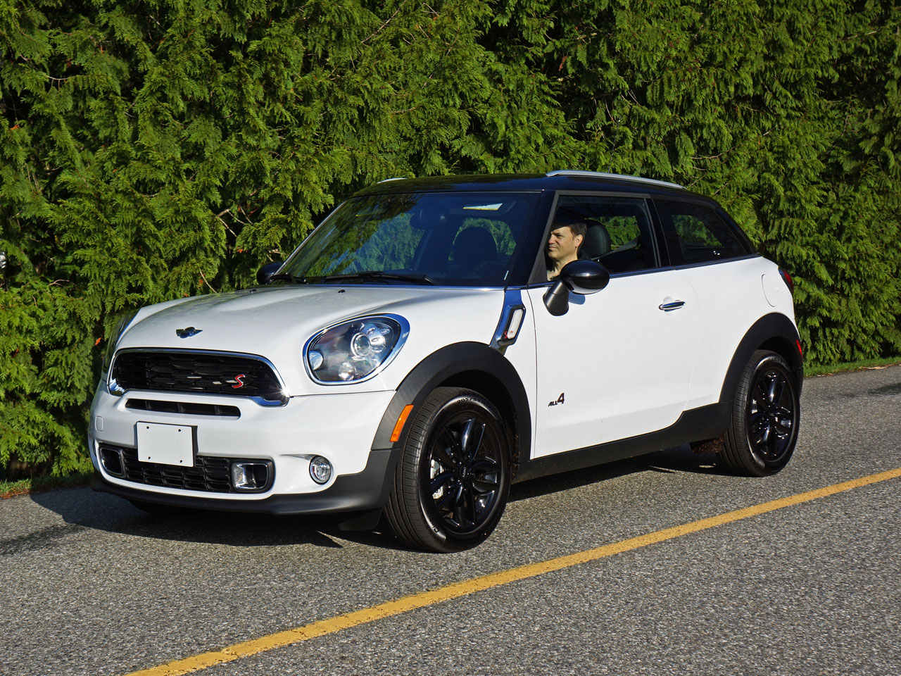 2015 mini cooper s all4 paceman road test review carcostcanada. Black Bedroom Furniture Sets. Home Design Ideas