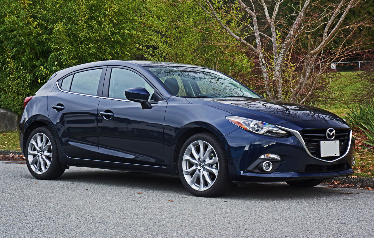 2015 mazda3 sport gt road test review carcostcanada. Black Bedroom Furniture Sets. Home Design Ideas