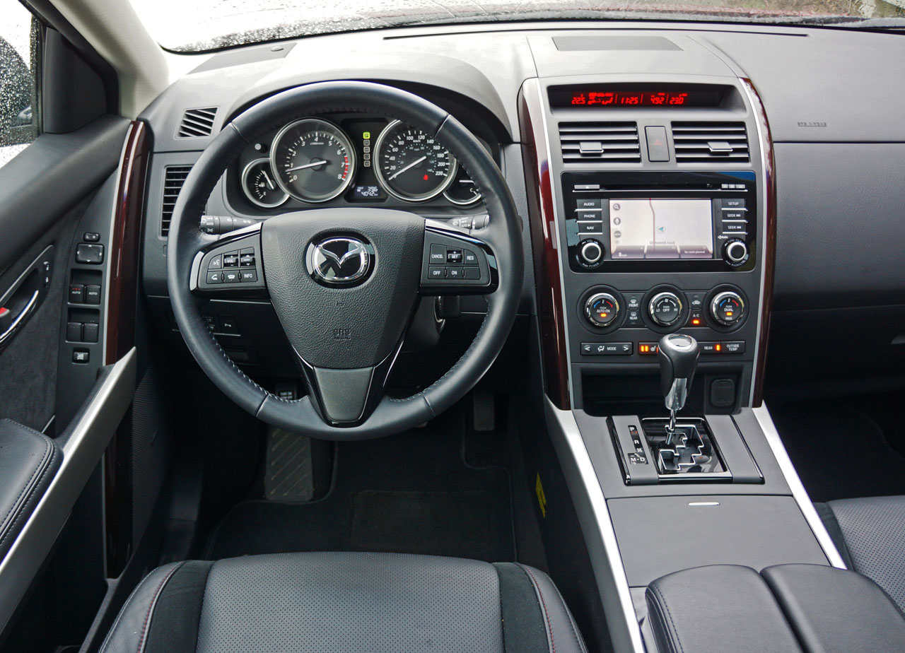 touring quarters prevnext grand three first trend cx awd truck rear reviews test mazda