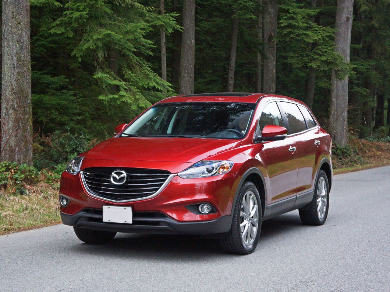 2015 Mazda Cx 9 Gt Awd Road Test Review Carcostcanada