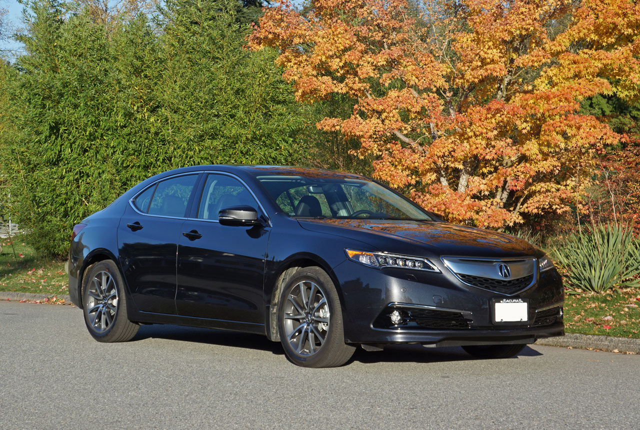 2015 acura tlx elite 3 5l sh awd road test review carcostcanada. Black Bedroom Furniture Sets. Home Design Ideas