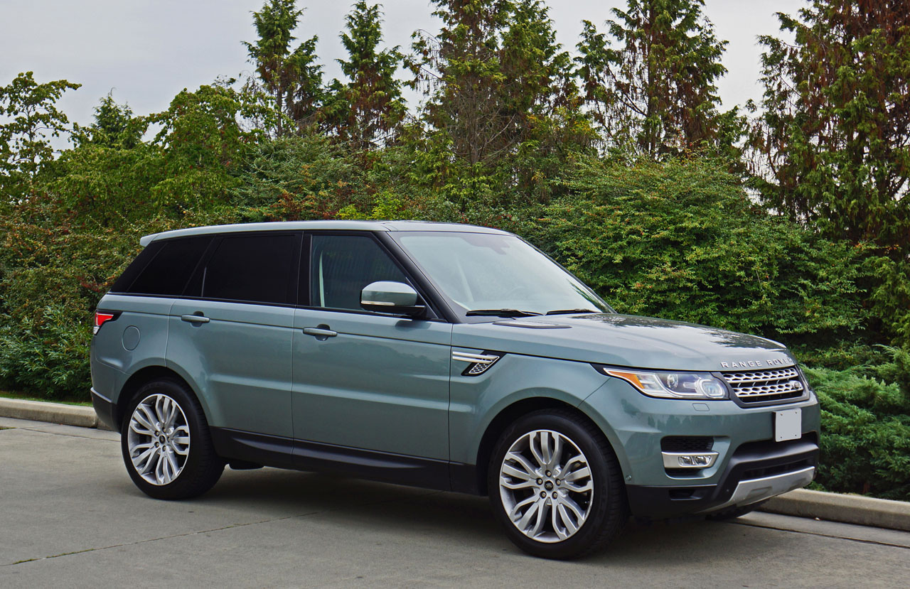 cost of 2015 land rover sport hse autos post. Black Bedroom Furniture Sets. Home Design Ideas