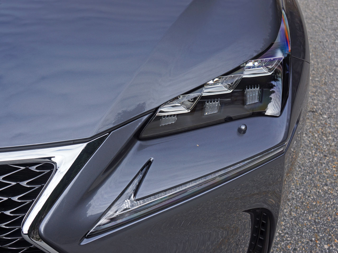 What Does Cuv Stand For >> 2015 Lexus NX 200t F Sport Road Test Review | CarCostCanada