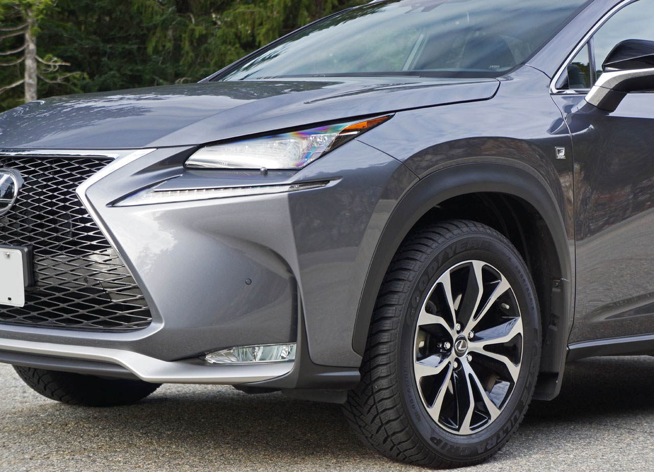 What Does Cuv Stand For >> 2015 Lexus NX 200t F Sport Road Test Review | CarCostCanada™