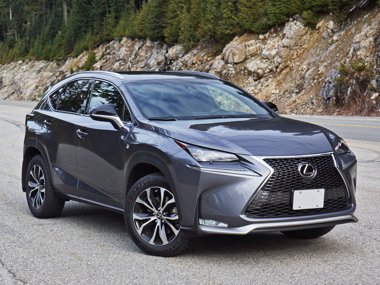 2015 lexus nx 200t f sport road test review carcostcanada. Black Bedroom Furniture Sets. Home Design Ideas