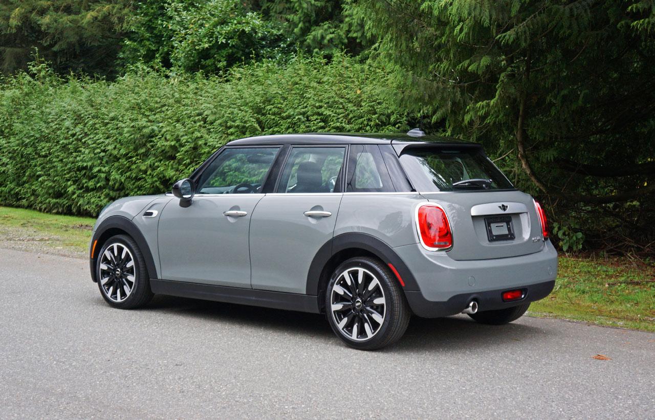 2015 Mini Cooper 5-Door Road Test Review