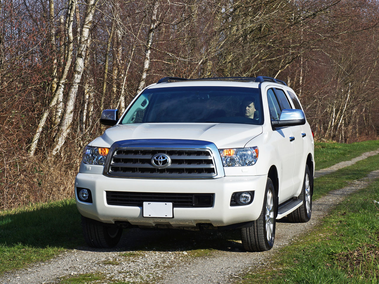 2015 toyota sequoia platinum road test review carcostcanada. Black Bedroom Furniture Sets. Home Design Ideas