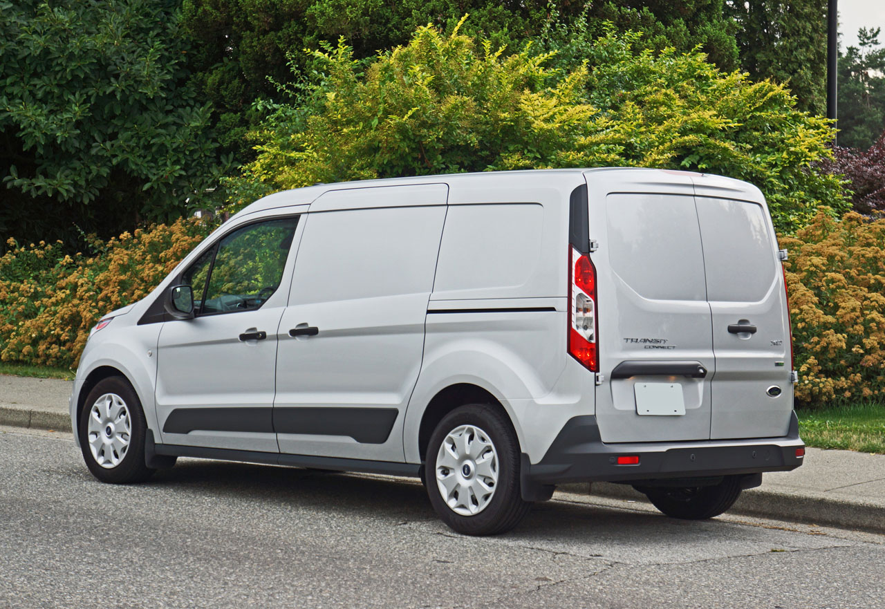 2015 ford transit connect xlt van road test review carcostcanada. Cars Review. Best American Auto & Cars Review