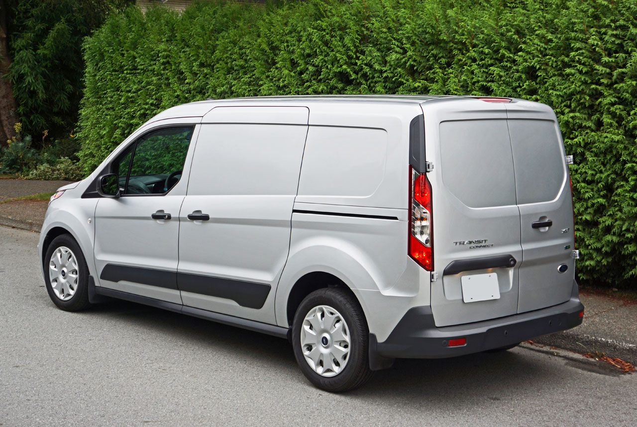 2015 ford transit connect xlt van road test review carcostcanada. Black Bedroom Furniture Sets. Home Design Ideas