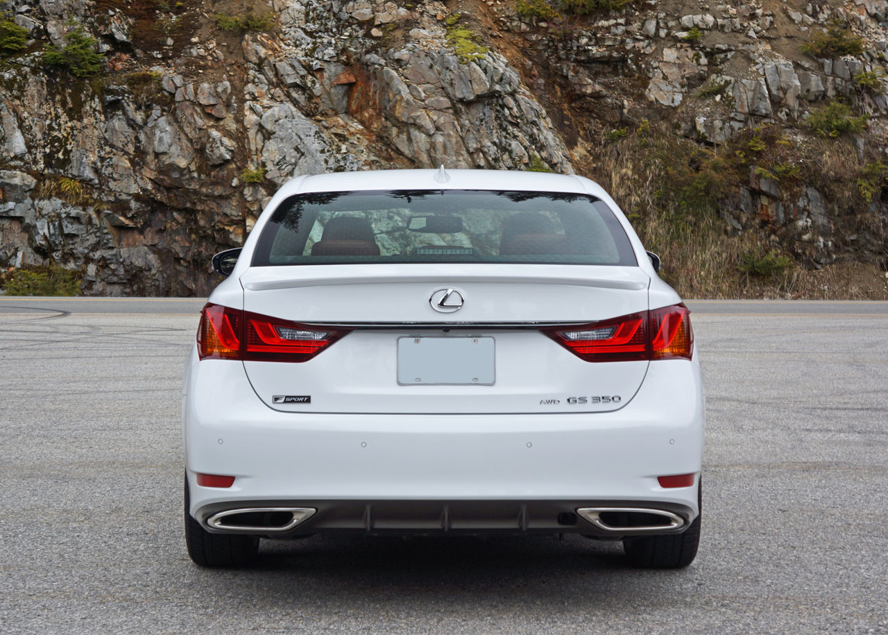 2015 Lexus GS 350 AWD F Sport Road Test Review | CarCostCanada
