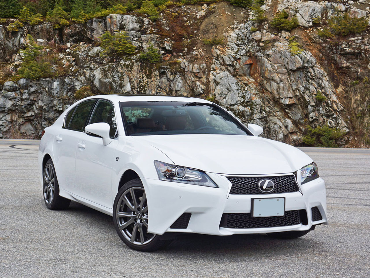 f lexus the awd report format review automotive chavez gs sport