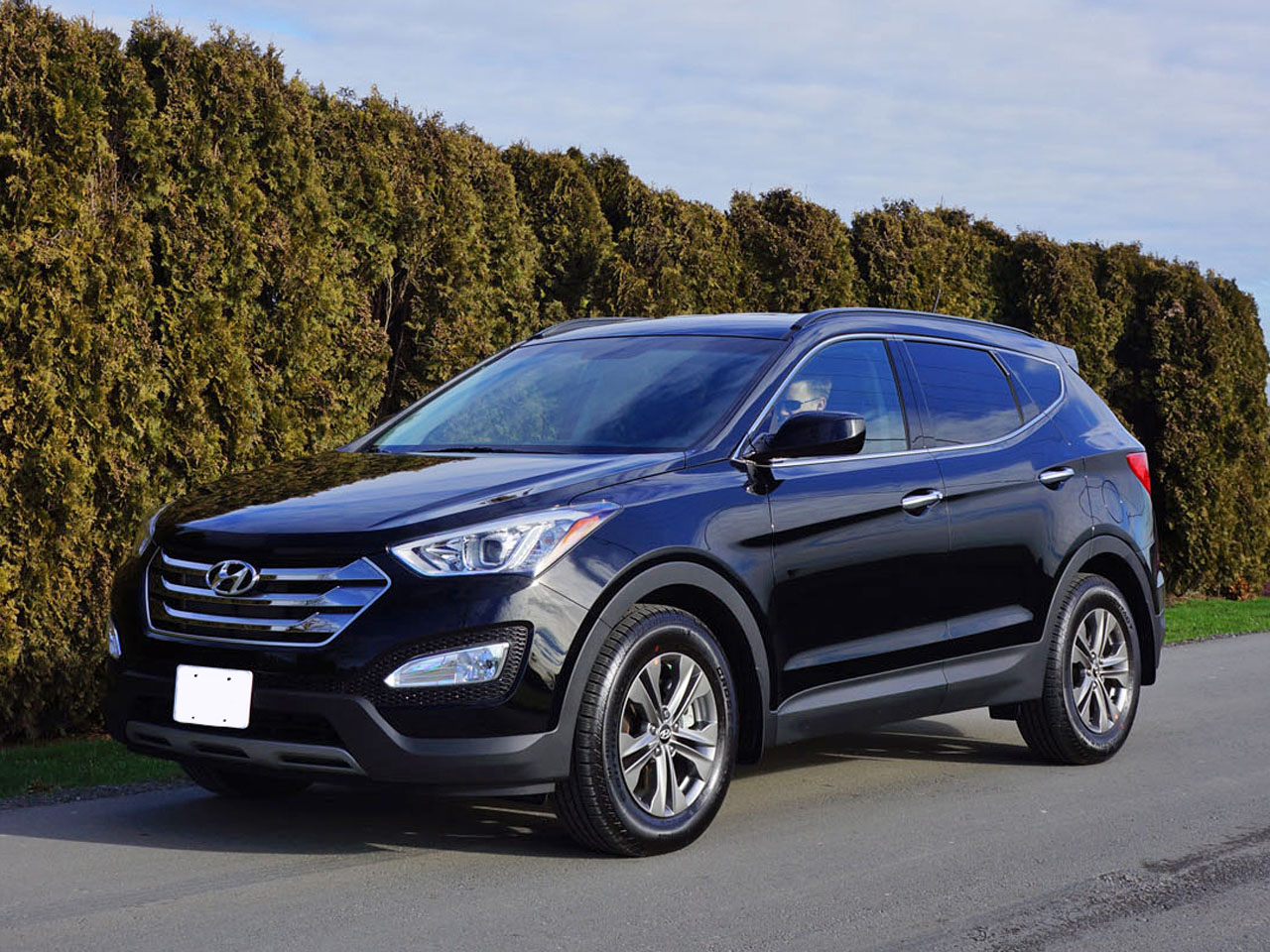 2015 hyundai santa fe sport 2 0t premium awd road test. Black Bedroom Furniture Sets. Home Design Ideas