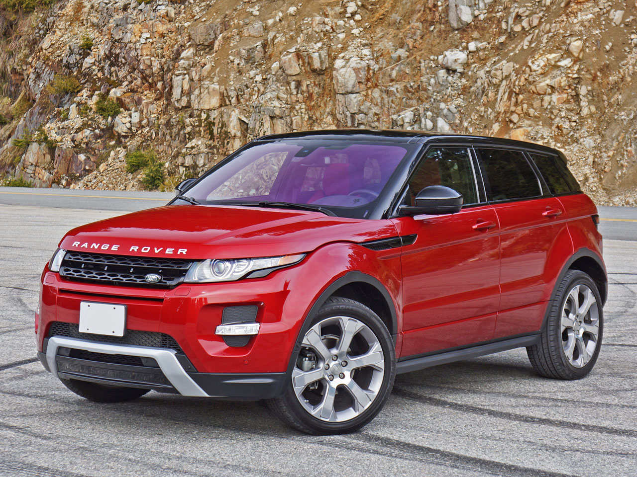 2015 land rover range rover evoque dynamic road test review carcostcanada. Black Bedroom Furniture Sets. Home Design Ideas