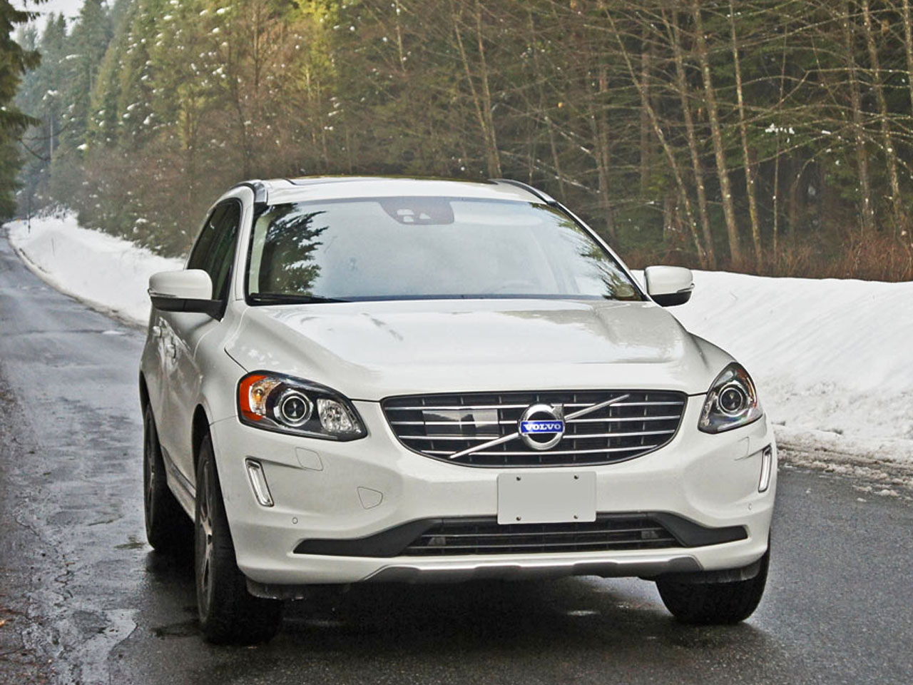 volvo auto e reviews drive review interior canadian