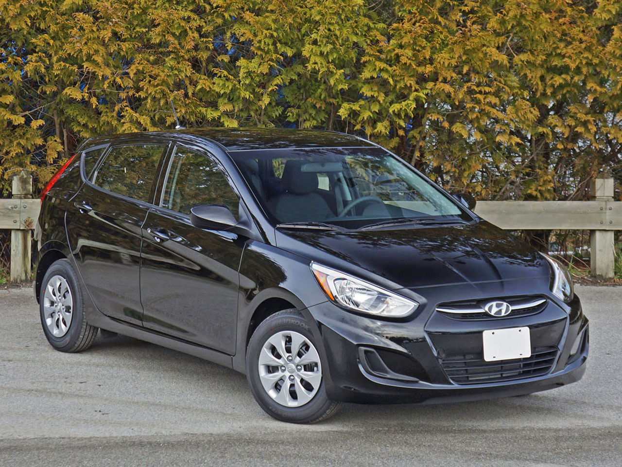 2015 Hyundai Accent Hatchback L Road Test Review