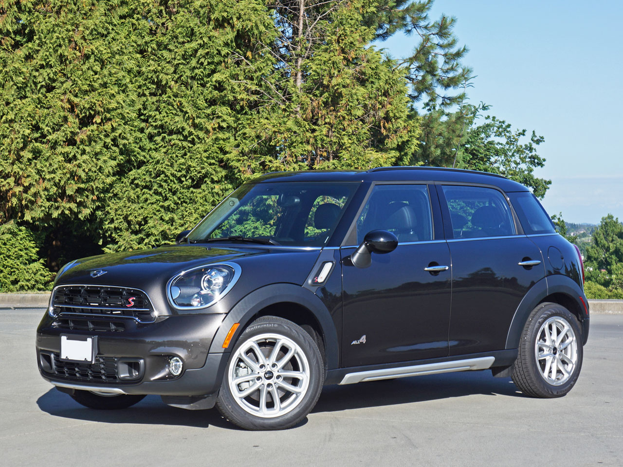 2015 mini cooper s countryman all4 road test review. Black Bedroom Furniture Sets. Home Design Ideas