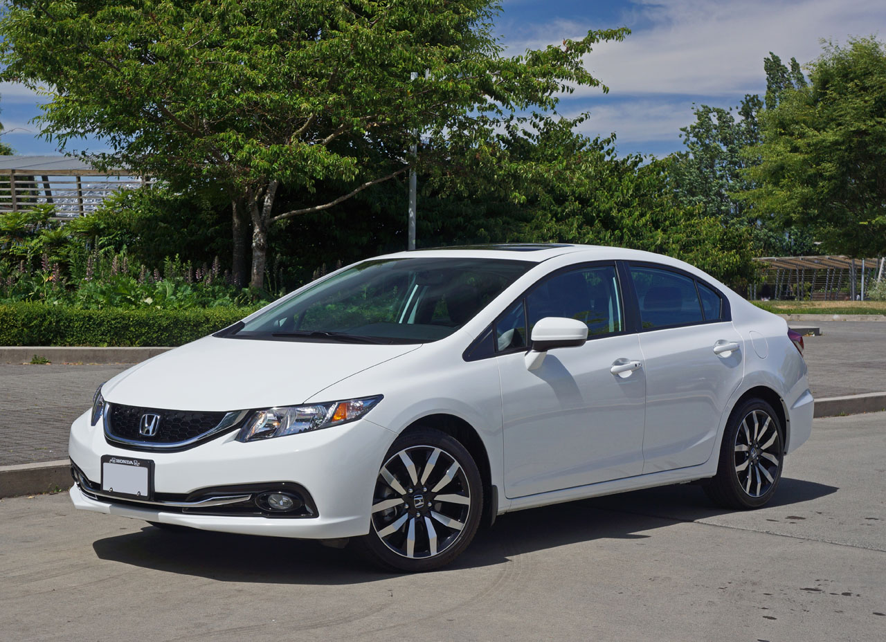 Look Out Onto Any Street In City The World Over And Youll Likely See A Honda Civic Here Canada Where Compact Model